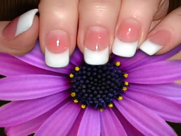 2012 nails only holland road virginia beach va give yourself a classic french manicure for everyday wear available for natural nails acrylic gel or pink and white solutioingenieria Choice Image